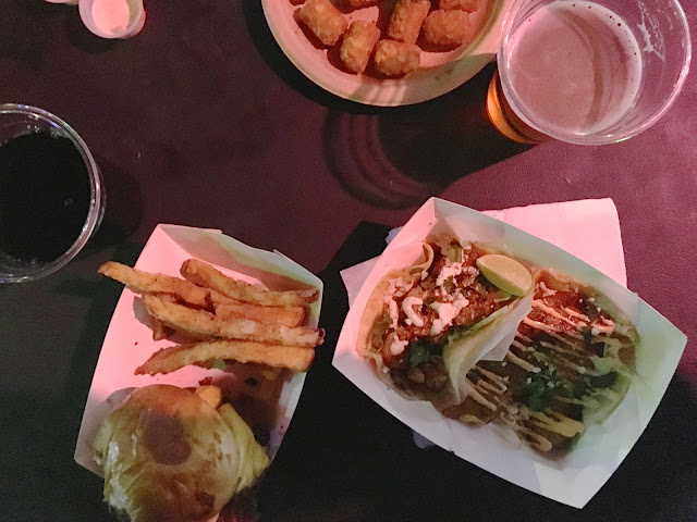 Family Date Night at Alamo Street Eat and Hemisfair Park