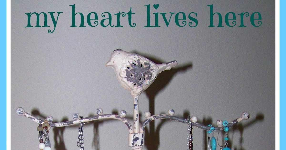 Country Heart Kitchen Decor