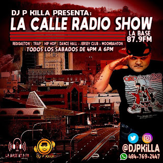 DJ P KiLLa - Reggaeton Trap Mix (April 2018) La Calle Radio
