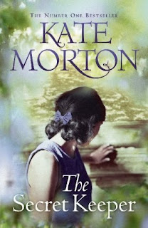 Picture of the Number One Bestselling Historical Fiction Novel Cover of The Secret Keeper by Kate Morton on the Blog of Historical Fiction Author Megan Easley-Walsh, author of Flight Before Dawn, What Edward Heard, North Star Home, and Across the River