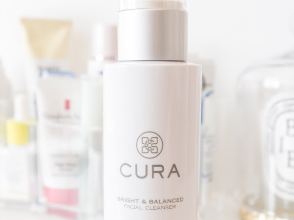 CURA Bright & Balanced Facial Cleanser