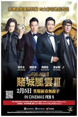 From Vegas to Macau III 2016 Subtitle Indonesia