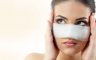 Precautions after a Rhinoplasty