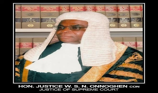 Meet new Chief Justice of Nigeria, Walter Onnoghen