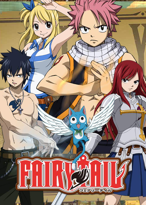 Fairy Tail |175/175| |Castellano| |HD-Rip| |Mega|