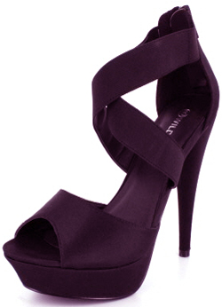 9be0fe08881 Ankle Strap High Heels - 4