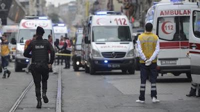 هجوم اسطنبول - أرشيفية
