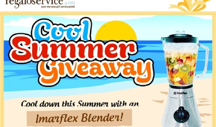 RegaloService.com's Cool Summer Giveaway