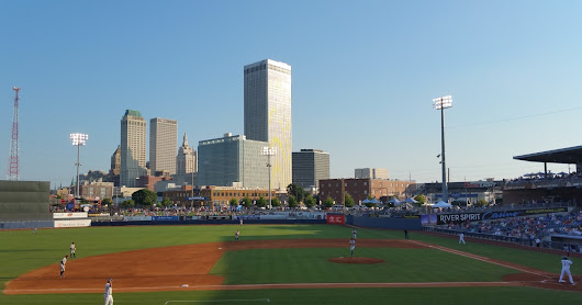 Tulsa Gentleman: Tulsa Drillers vs Northwestern Arkansas