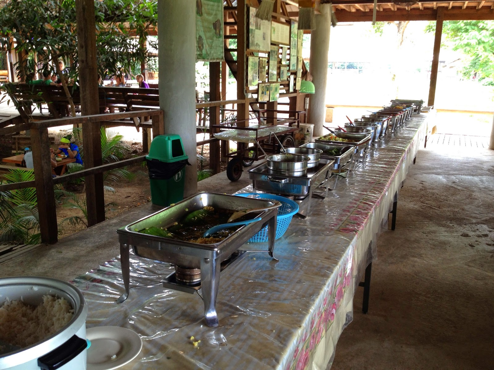 Chiang Mai - Lunch at Elephant Nature Park