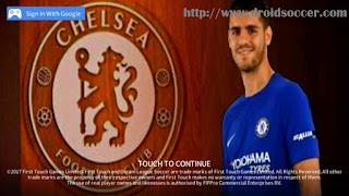 DLS 18 v5.03 Mod Chelsea by Damar Apk + Obb