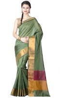 Chandrakala Banarasi Silk Saree