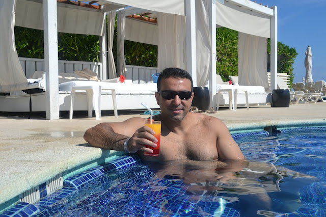 MARIDÃO E SEU DRINK FAVORITO: MANGO TANGO