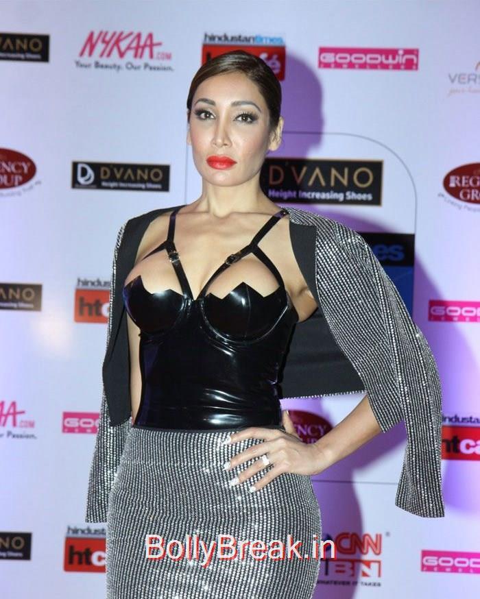 Sofia Hayat, Mumbai's Most Stylish Awards 2015 Full Photo Gallery