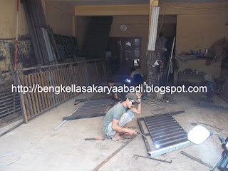 WORKSHOP BENGKEL LAS KARYA ABADI