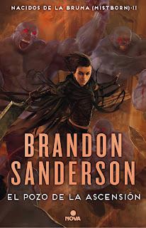 Pozo de la Ascención Mistborn 2 Sanderson