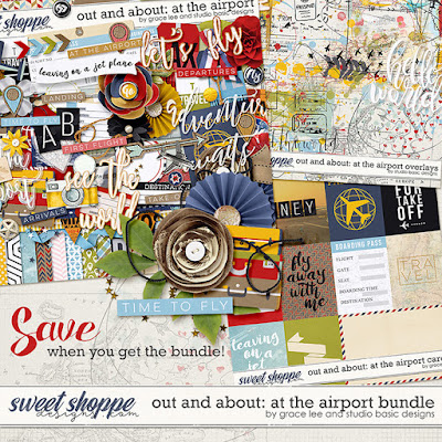 Out and About: At the Airport Bundle
