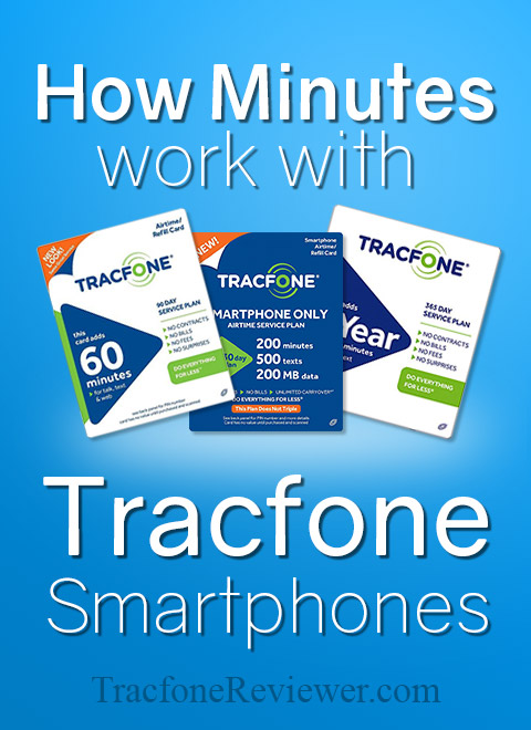 TracfoneReviewer: How Do Minutes Work on Tracfone Smartphones?