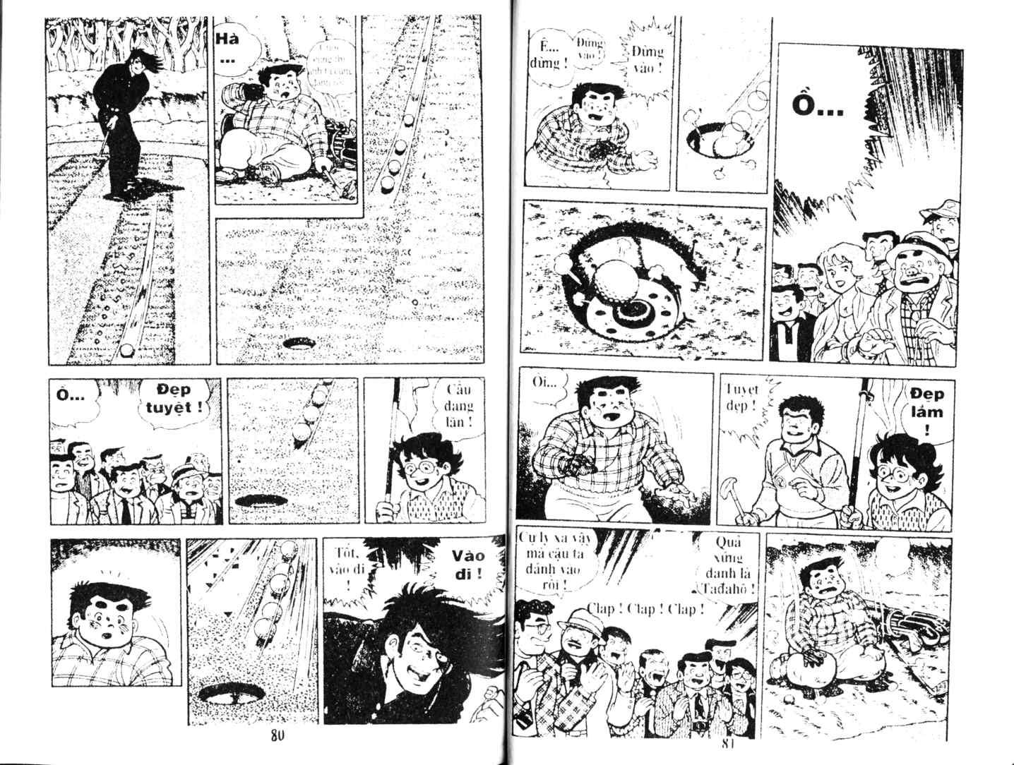 Ashita Tenki ni Naare chapter 5 trang 39