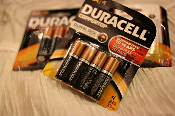 Don't forget Duracell this Christmas! (or you'll be facepalming!)