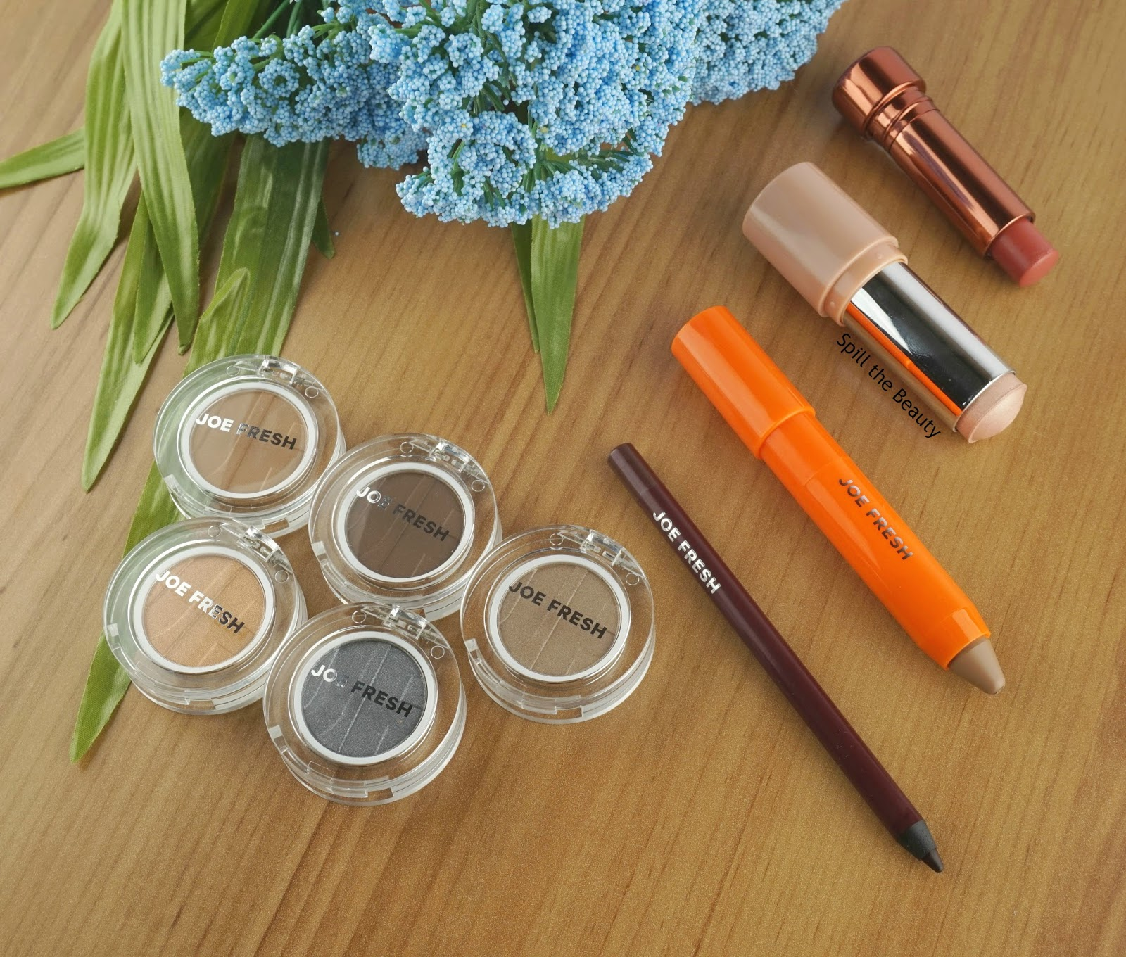 New from JOE FRESH Beauty – Review, Swatches, and Look