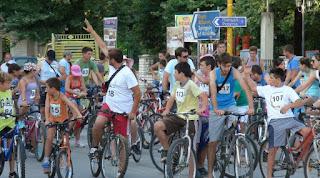Στις 30 Ιουνίου ο 8ος ποδηλατικός Γύρος Αχέροντα