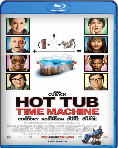 Hot Tub Time Machine [2010] [BDRip] [1080p] [Latino]
