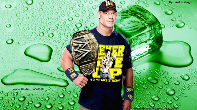 """John-Cena"" Smiling Hd WallPaper"