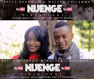 Betty Barongo Ft Walter Chilambo - NIJENGE Video