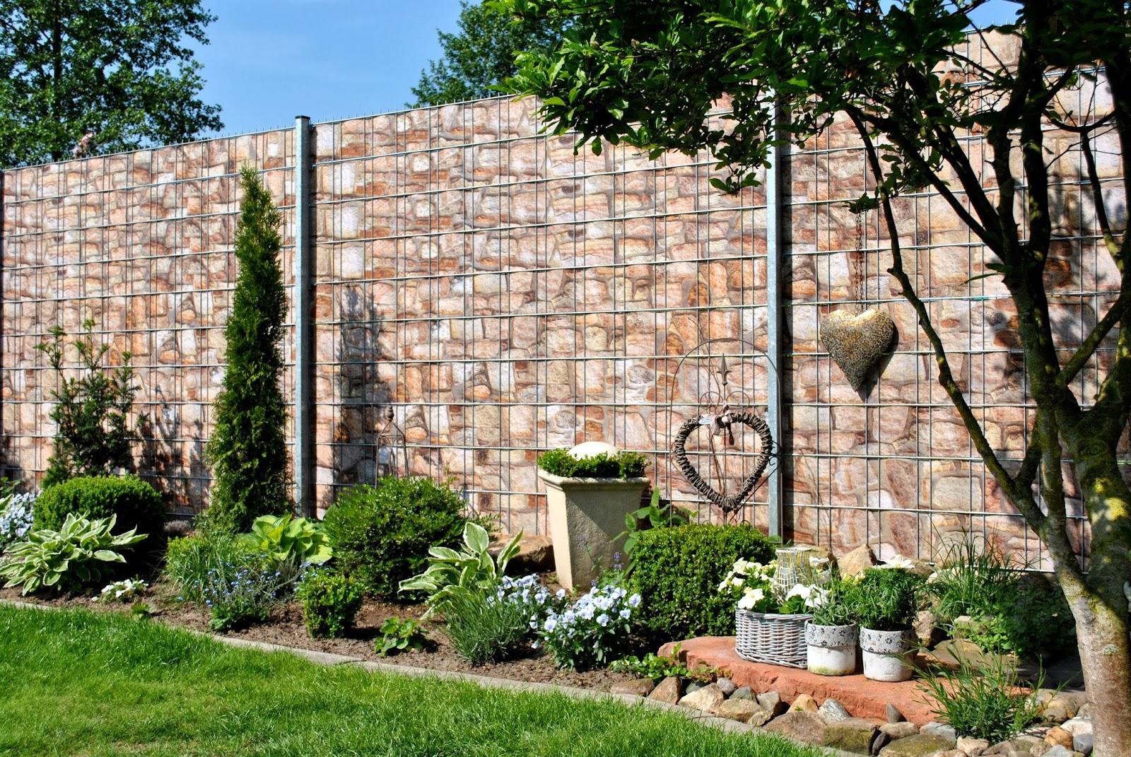Gartenabtrennung Zum Nachbarn – Wohn-design