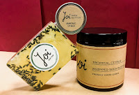 Buy JOI SHEA BUTTER products at the NYC Expo Creative Show