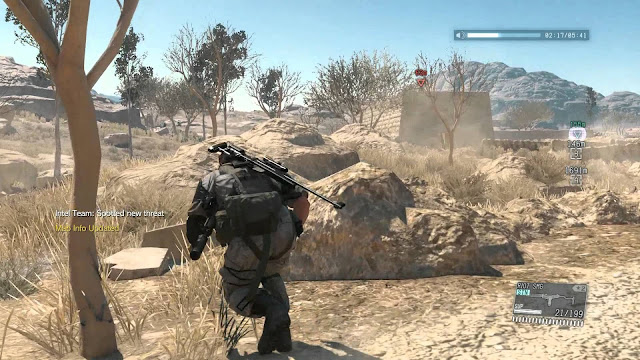 Download Metal Gear Solid V The Phantom Pain Full Crack