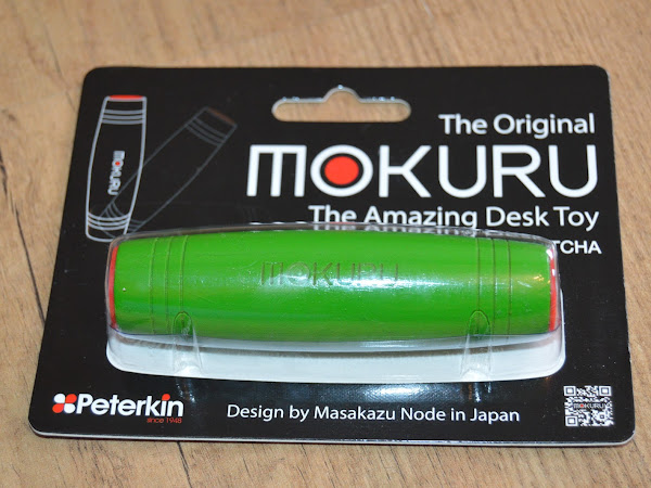 Review & Giveaway - Mokuru Fidget Toy