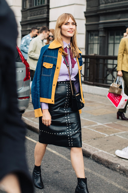 The Best Street Style From London Fashion Week 2019
