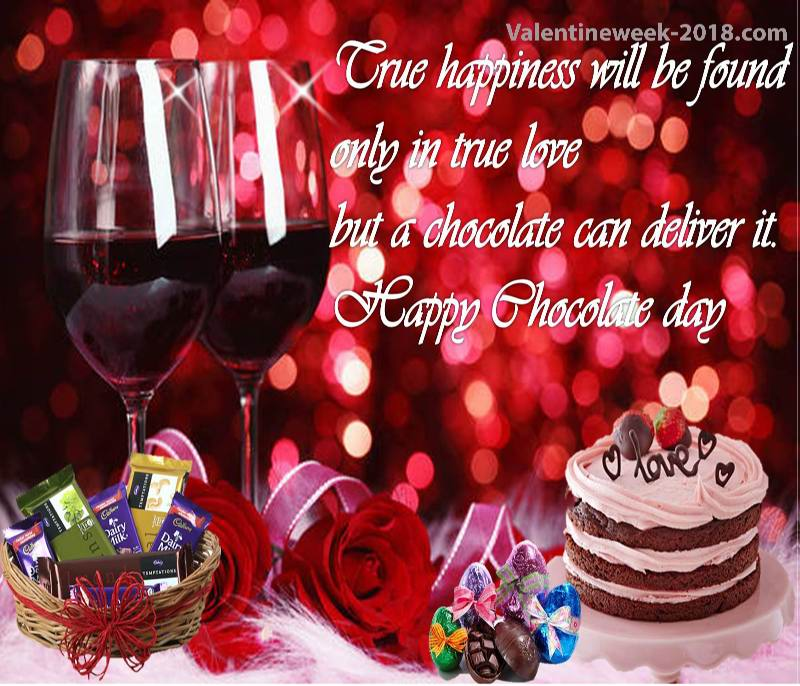 Happy chocolate day images free download 2018