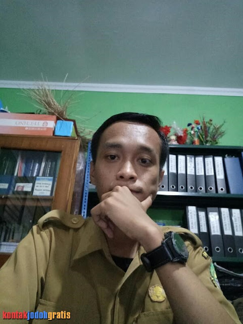 Wahyu Wibowo Guru Ganteng Cari Calon Istri Tangerang