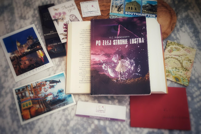 Finał Book Tour - Po złej stronie lustra