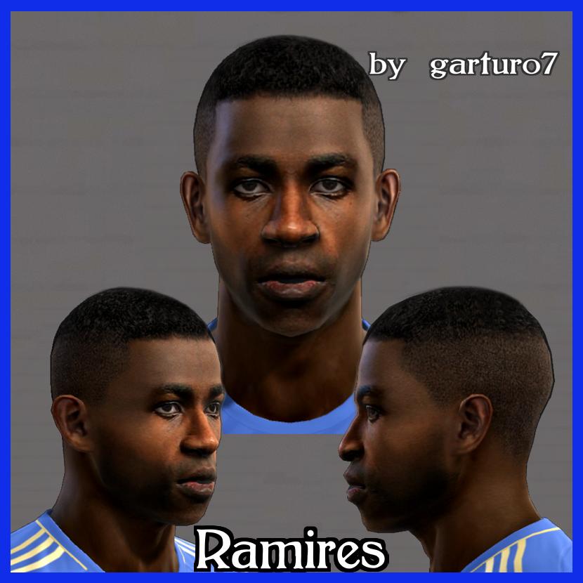 Ramires Santos Do Nascimento: GARTURO7 BLOG PES FACES : Ramires