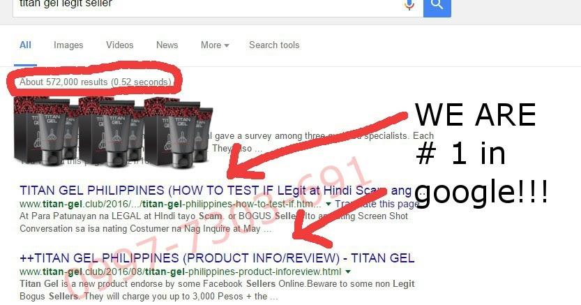 titan gel scam