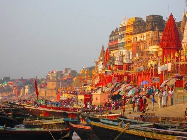 The Holy City Varanasi