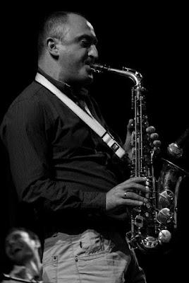Saxophony la Europa Season