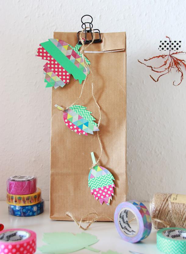 binedoro Blog, DIY, 5 Ideen für Geschenkverpackungen mit DecoTapes und Paketklebeband, Geschenkverpackung, Wrapping