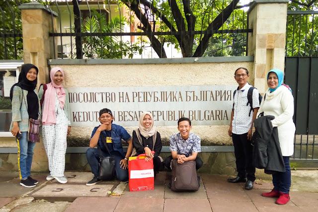 Mengurus Visa Bulgaria di Kedutaan Bulgaria di Jakarta