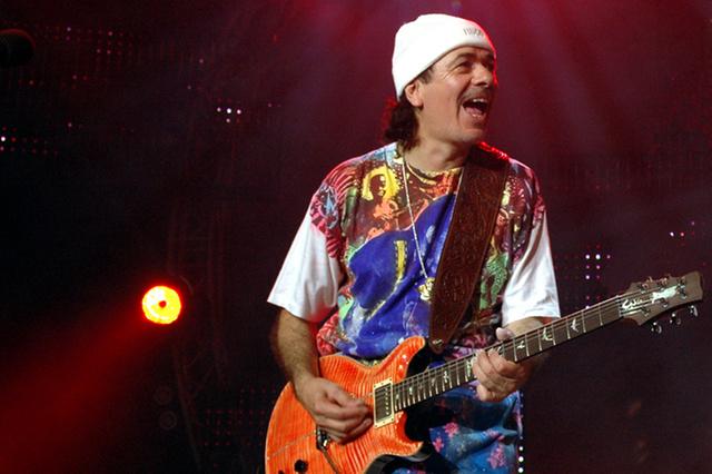 Video: Carlos Santana en Suiza (Concierto Completo en HD)