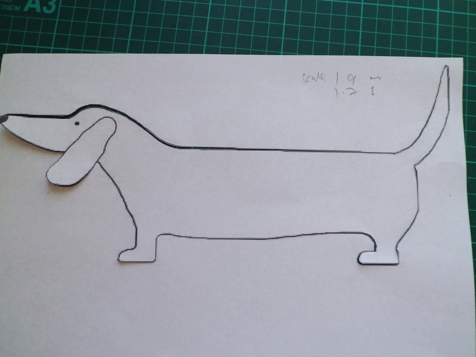 katrina s crafting blog sausage dog bridesmaid