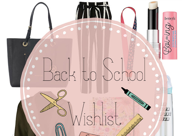 Back to Work Wishlist