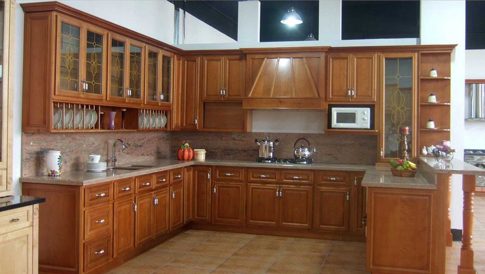 hanging cabinet kitchen