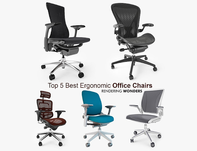 buying best ergonomic office task chair for sale online