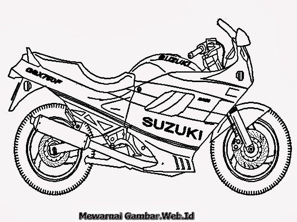Gambar Wiring Diagram Sepeda Motor Terbaru Dan Terkeren