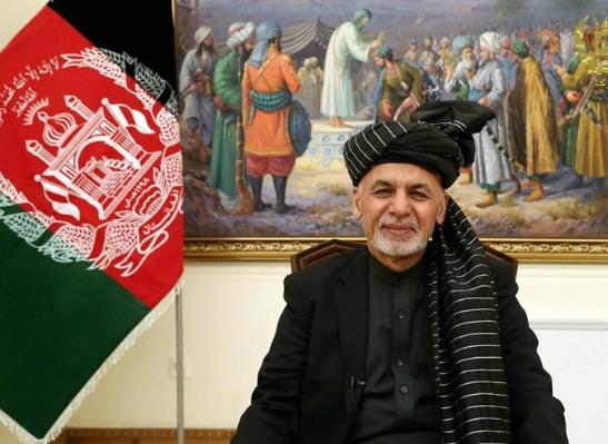 الرئيس الأفغاني يصرح/ لا توجد سلطة في البلاد لديها القدرة على حل الحكومة.